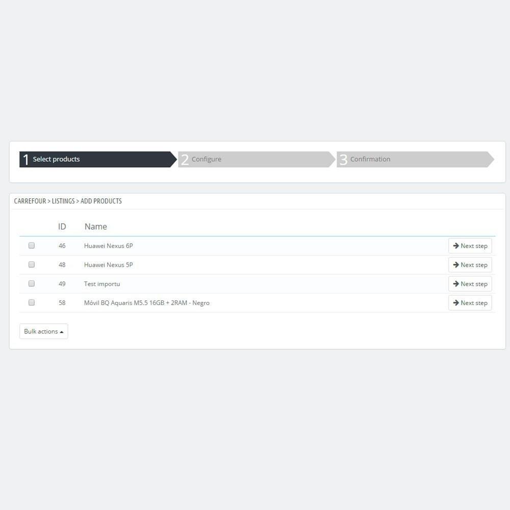 module - Marketplaces - Carrefour Marketplace - 5