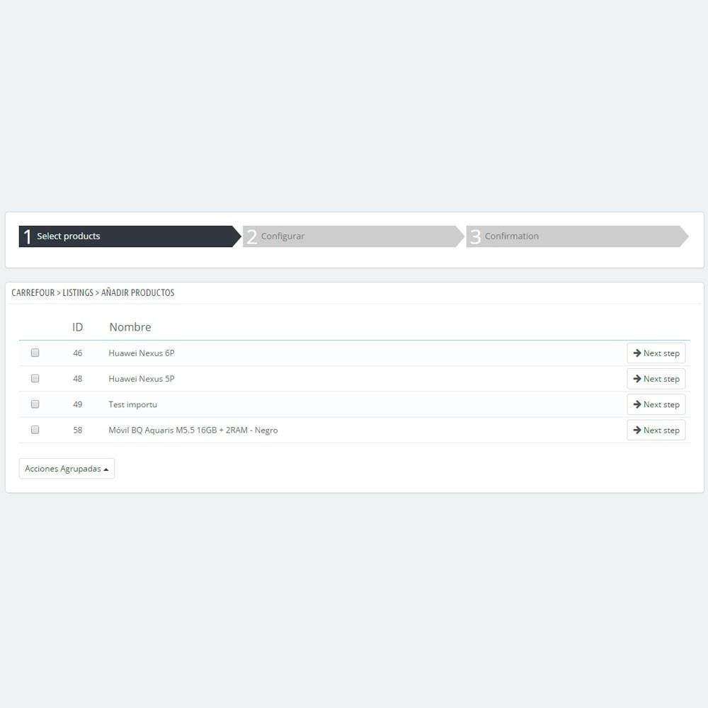 module - Marketplaces - Carrefour Marketplace - 6