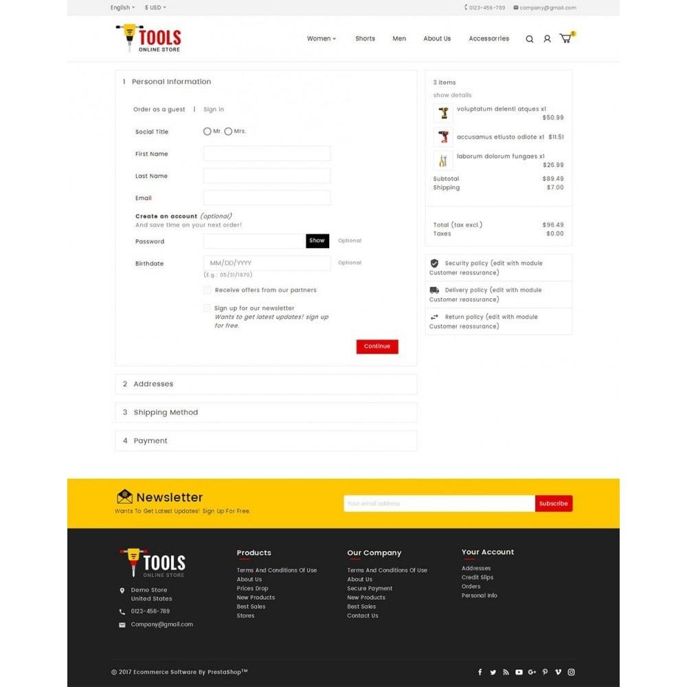 theme - Automotive & Cars - Tools Store - 7