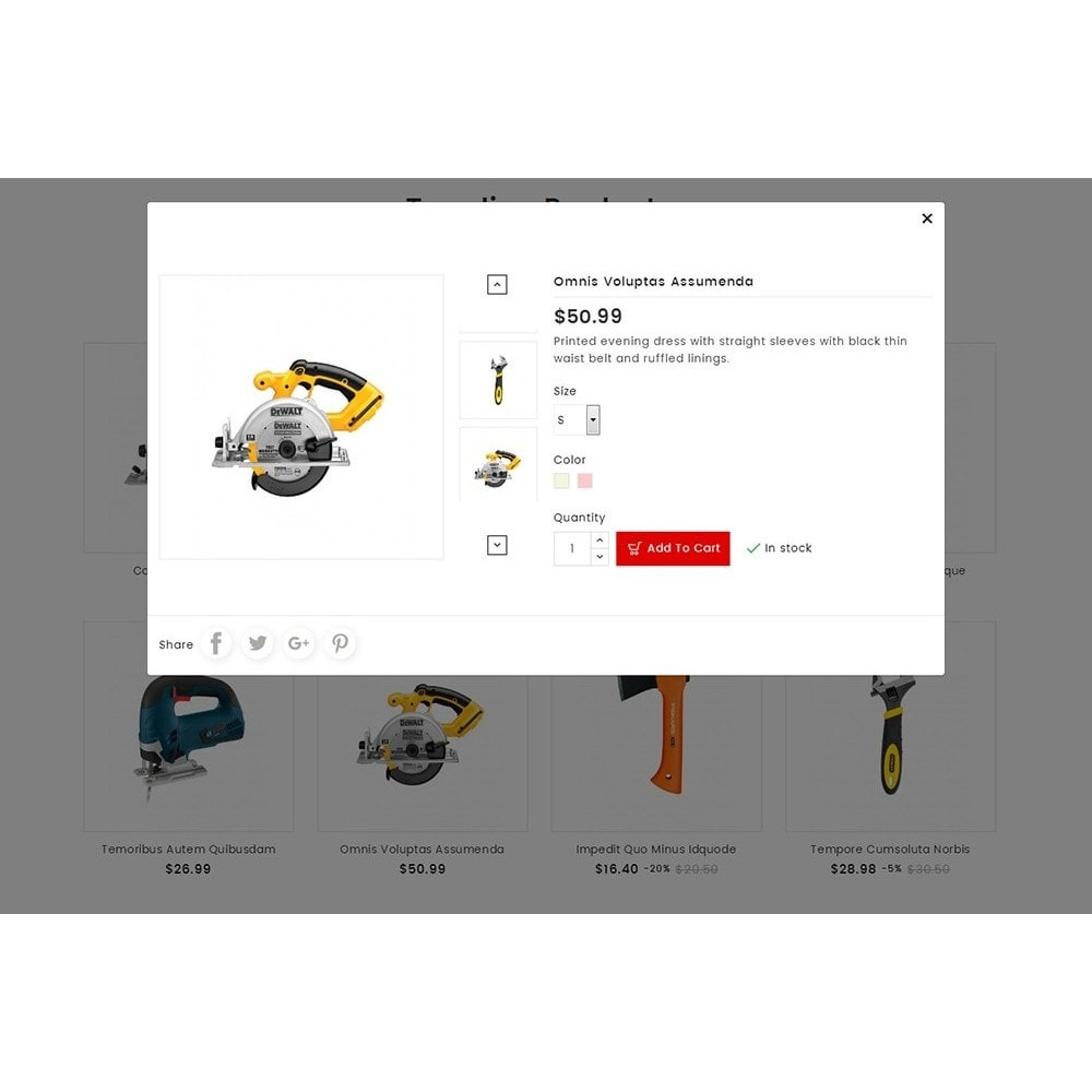 theme - Coches y Motos - Tools Store - 8