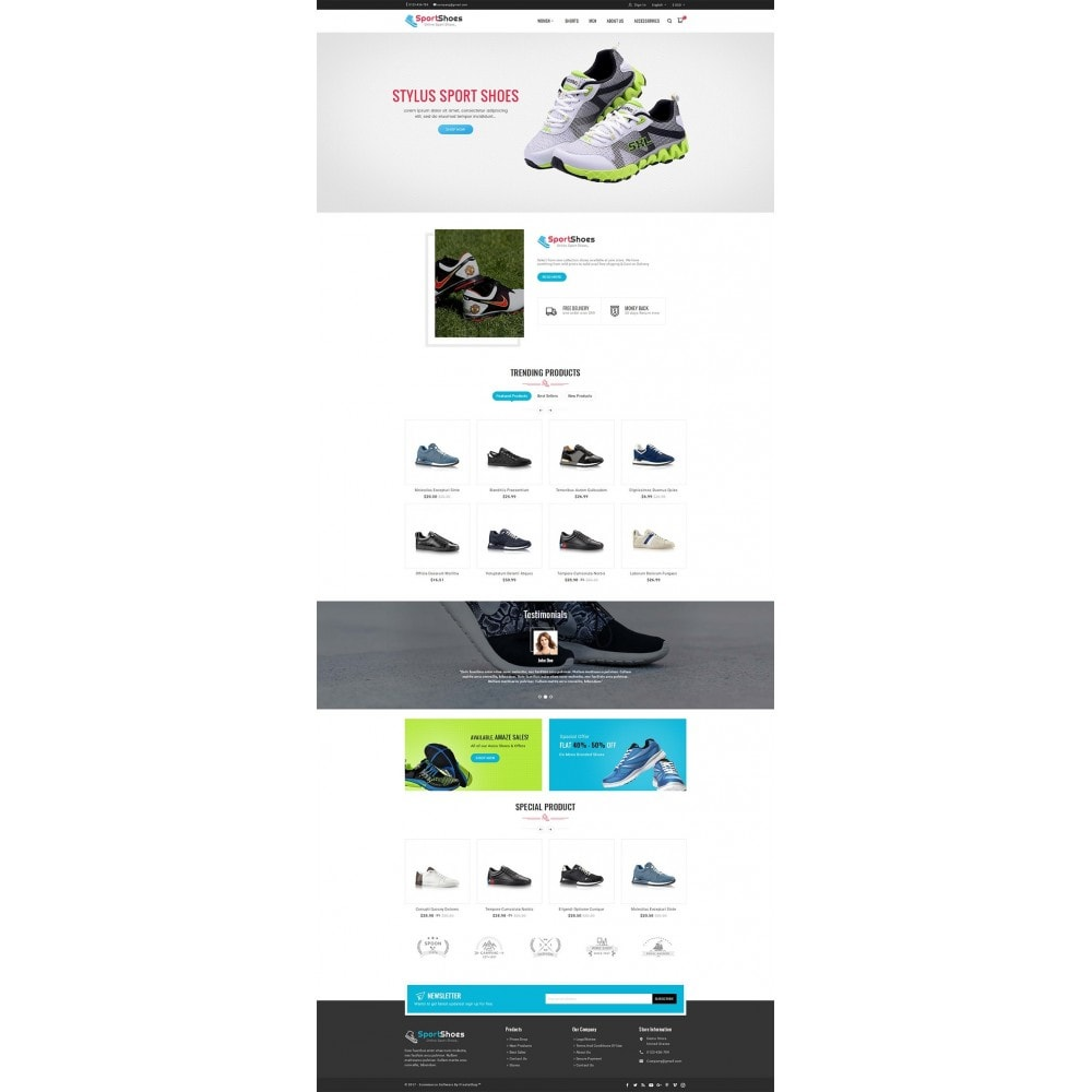 theme - Mode & Schoenen - Sport Shoes - 2