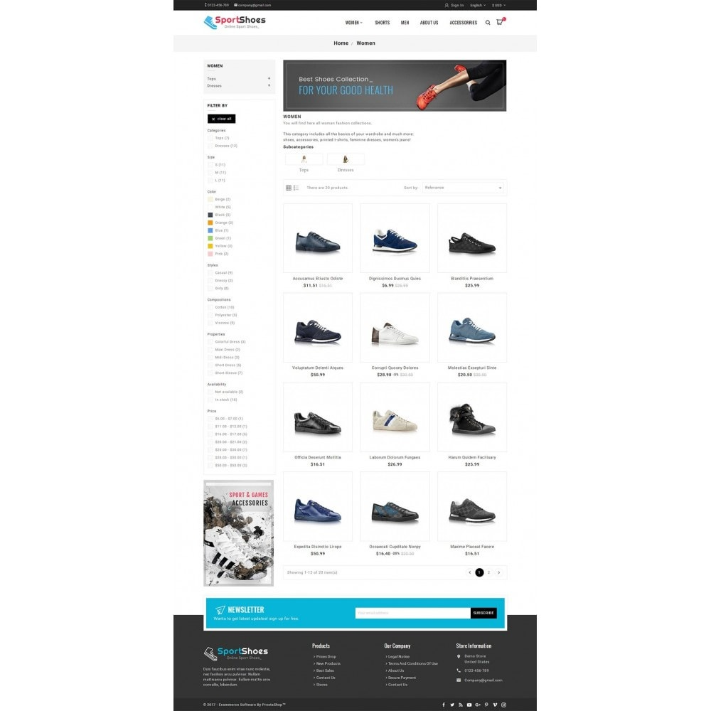 theme - Mode & Schoenen - Sport Shoes - 3