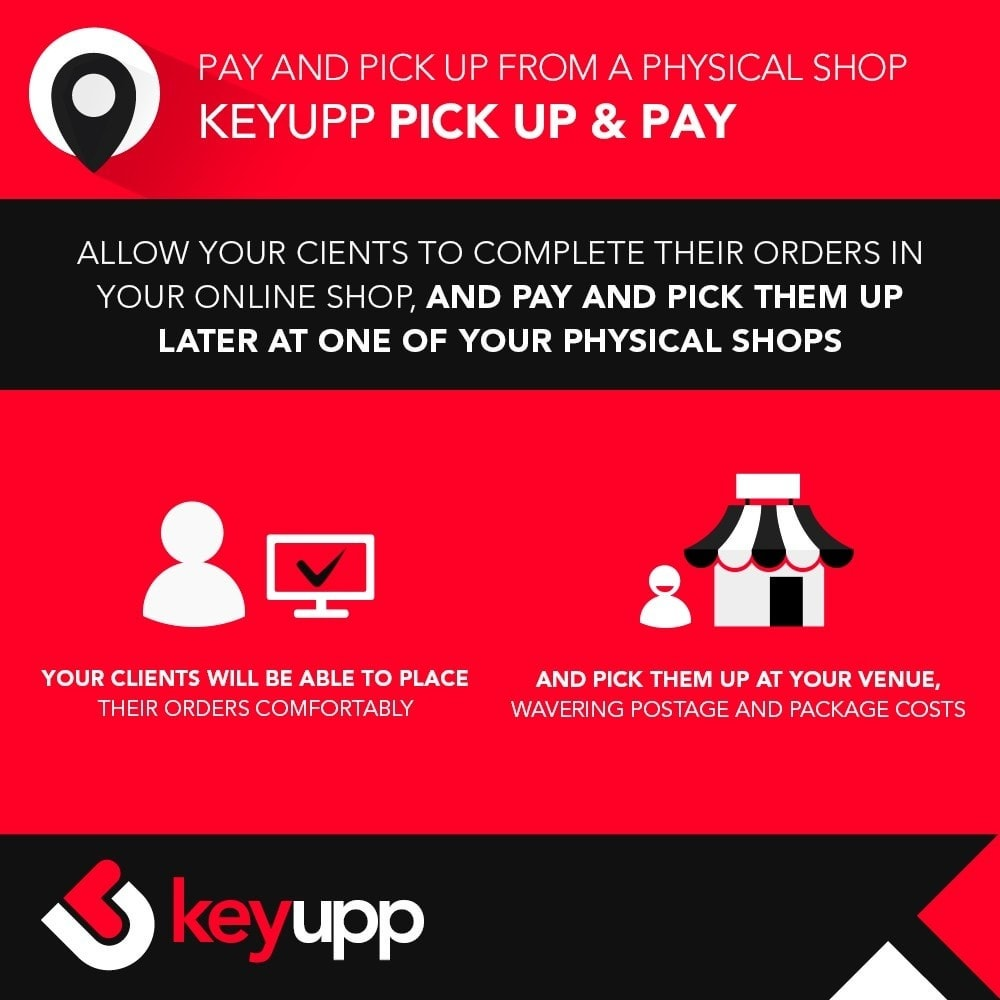 module - Betaling in de Winkel - Pick Up & Pay in physical stores - 1