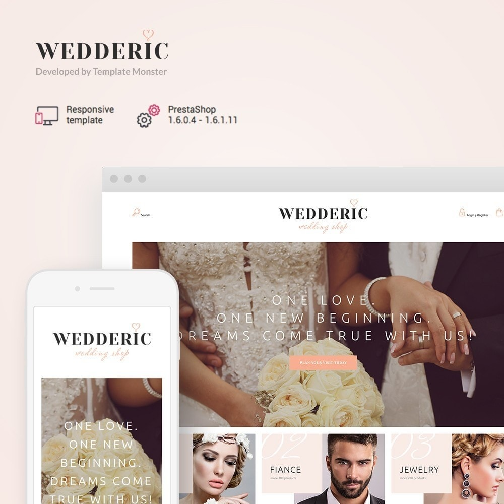 theme - Gifts, Flowers & Celebrations - Wedderic - Wedding Shop - 1