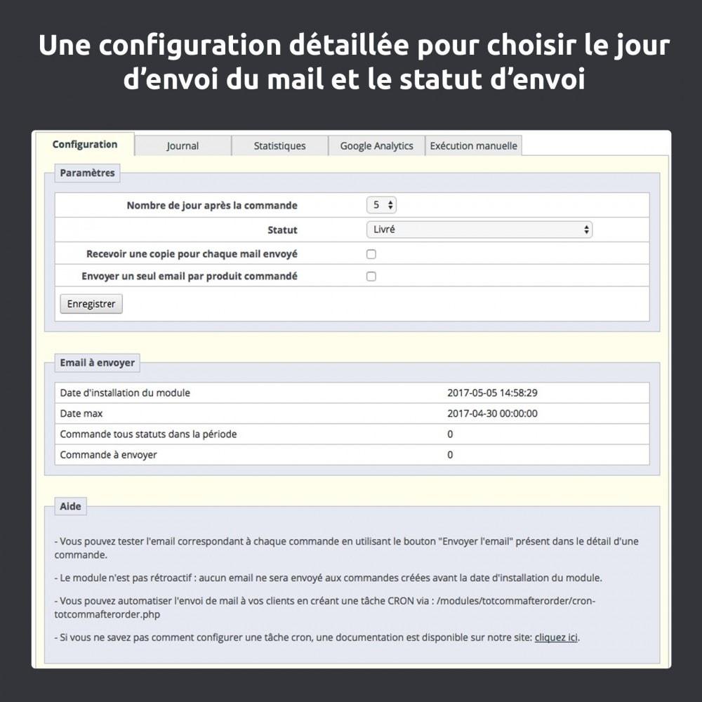 module - Avis clients - Commentaires, notes et avis après commande - 2