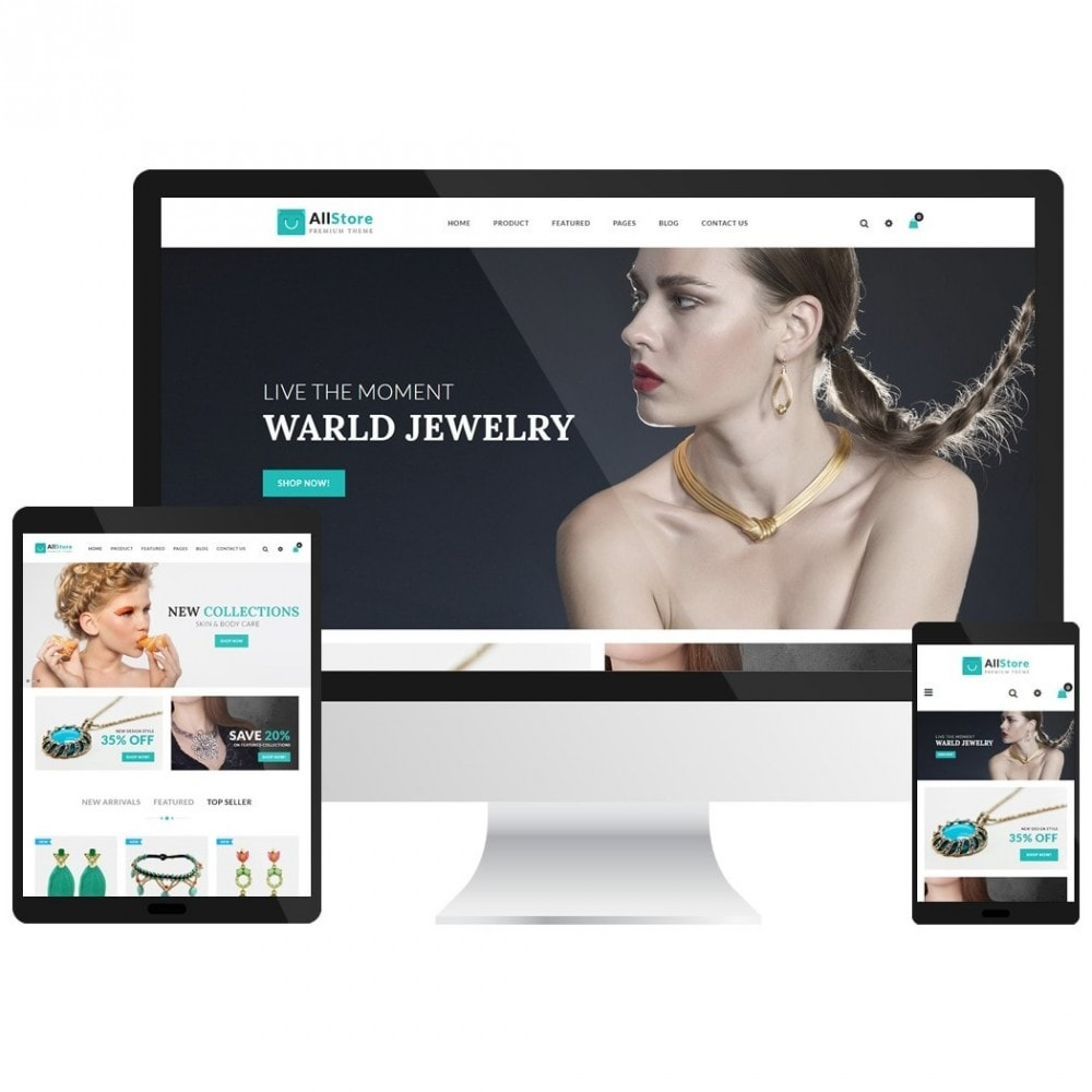 theme - Jewelry & Accessories - JMS AllStore 1.7 - 1
