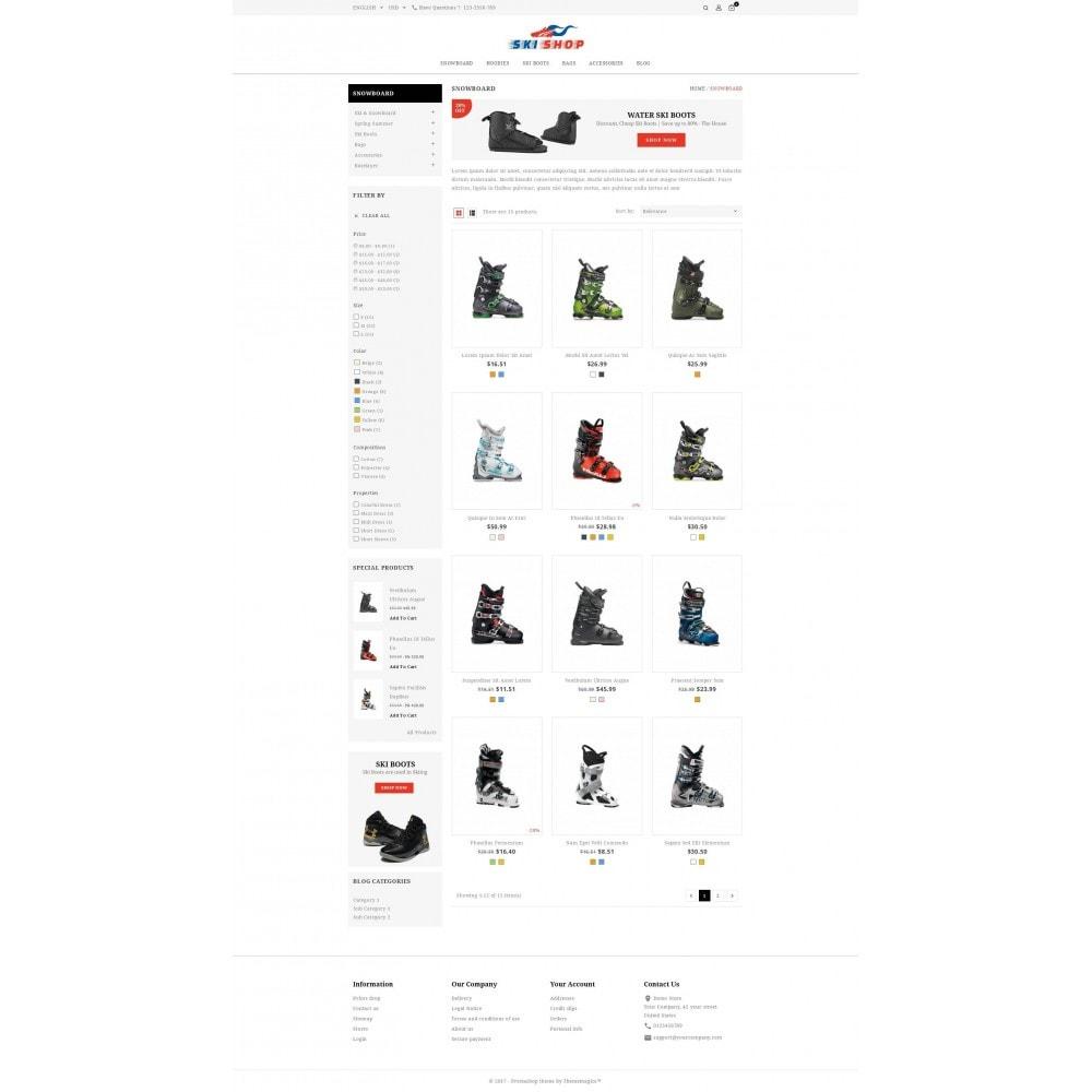 theme - Sport, Aktivitäten & Reise - Skishop - Online Ski Store - 4