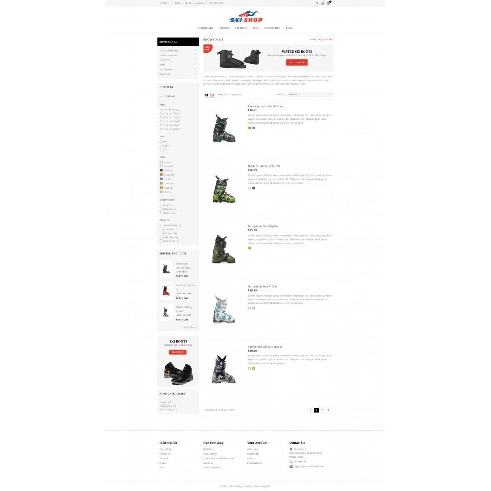 theme - Sport, Aktivitäten & Reise - Skishop - Online Ski Store - 5