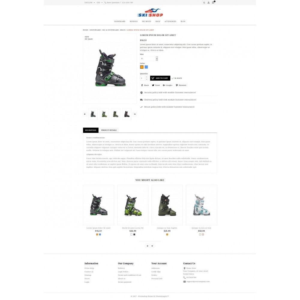 theme - Sport, Aktivitäten & Reise - Skishop - Online Ski Store - 6