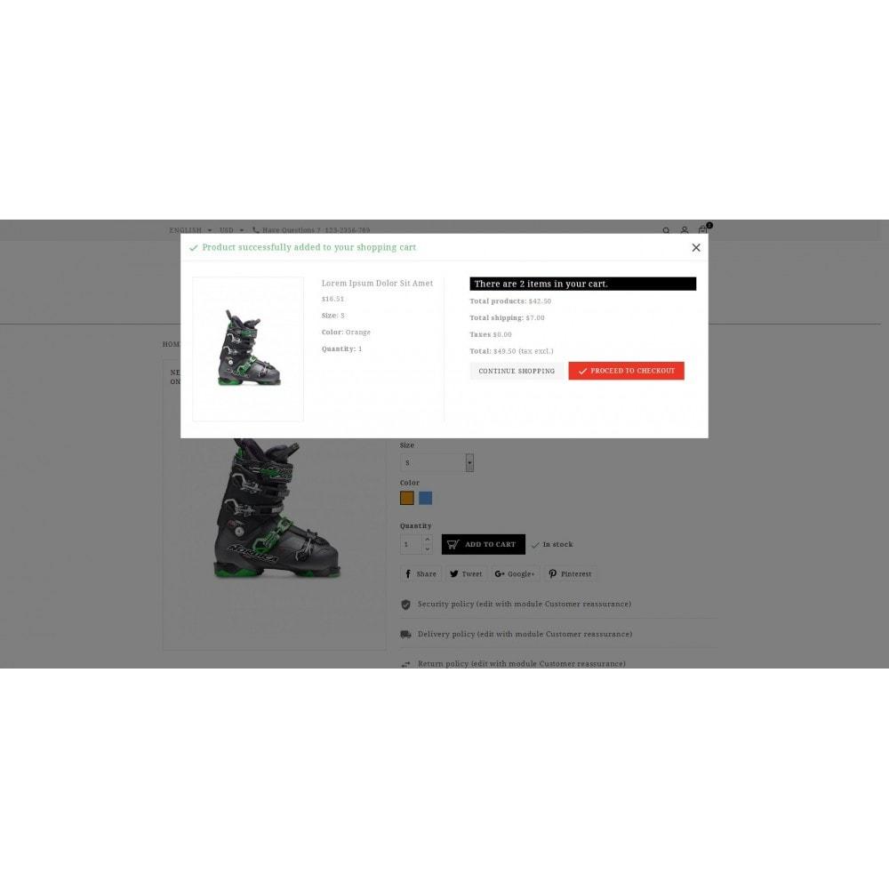 theme - Sport, Aktivitäten & Reise - Skishop - Online Ski Store - 7