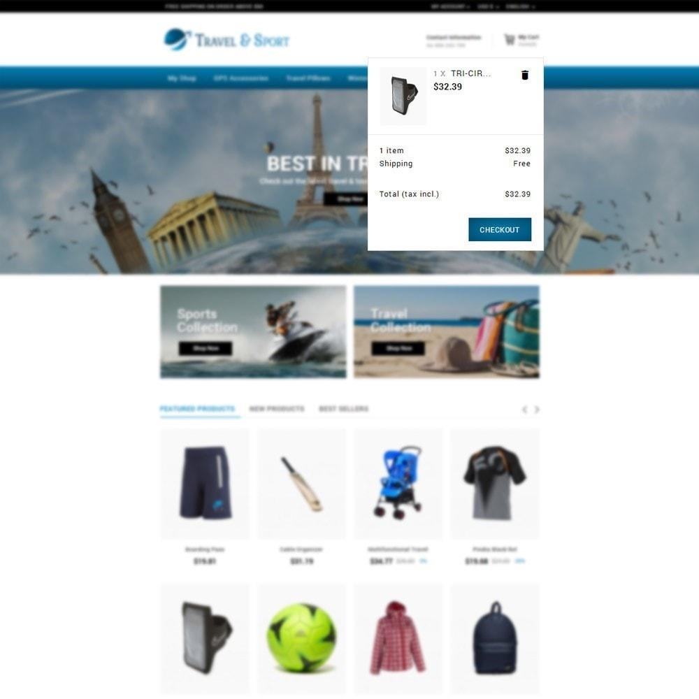 theme - Desporto, Actividades & Viagens - Travelsport - 7