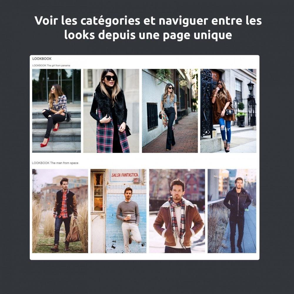 module - Visuels des produits - Lookbook - Animez votre catalogue (mode, déco…) - 3