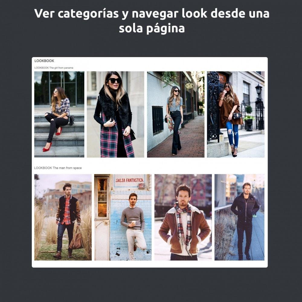 module - Fotos de productos - Lookbook, meter en escena tu catalogo (déco, modo…) - 3