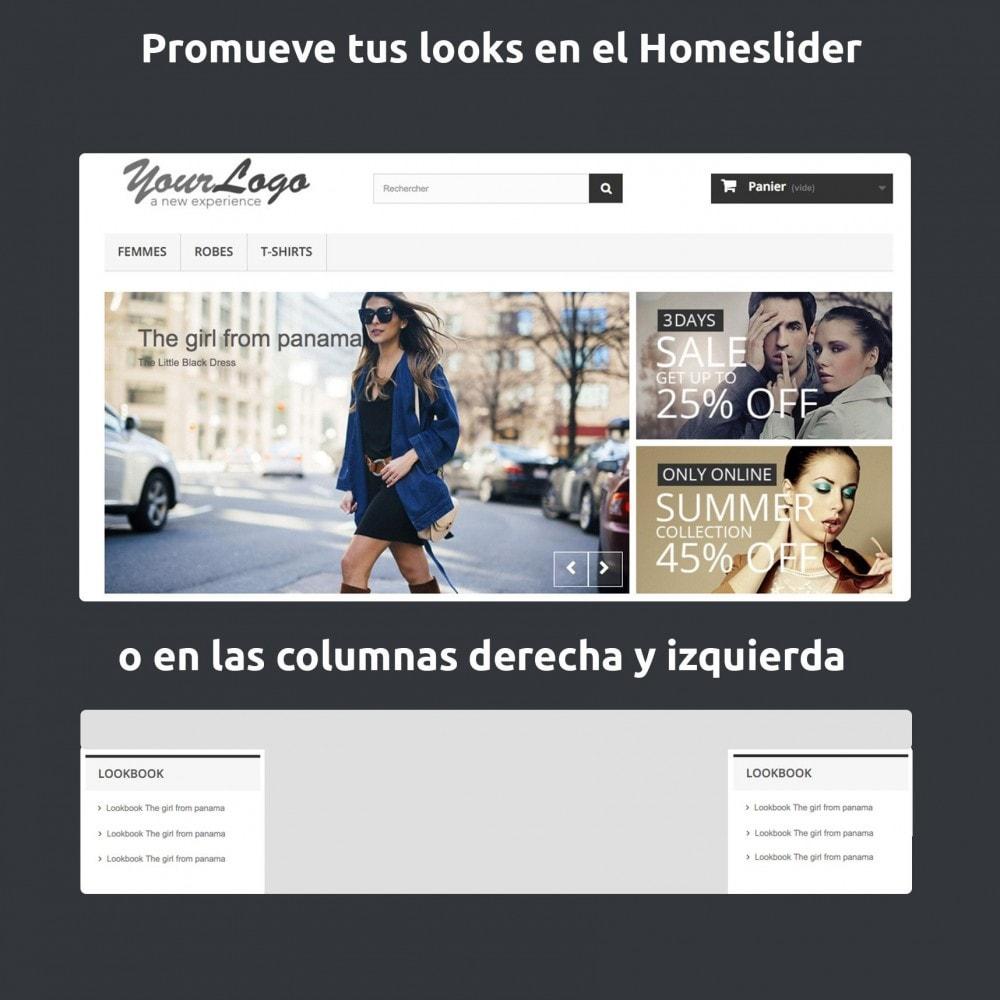 module - Fotos de productos - Lookbook, meter en escena tu catalogo (déco, modo…) - 4