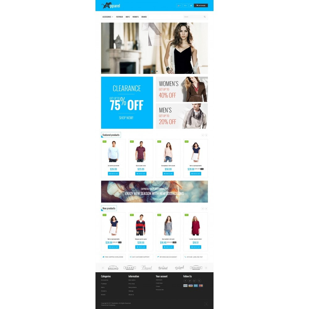 theme - Moda & Obuwie - VP_Apparel Store - 2