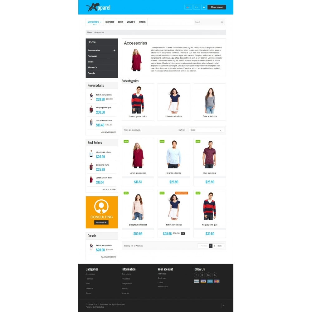 theme - Moda & Obuwie - VP_Apparel Store - 3