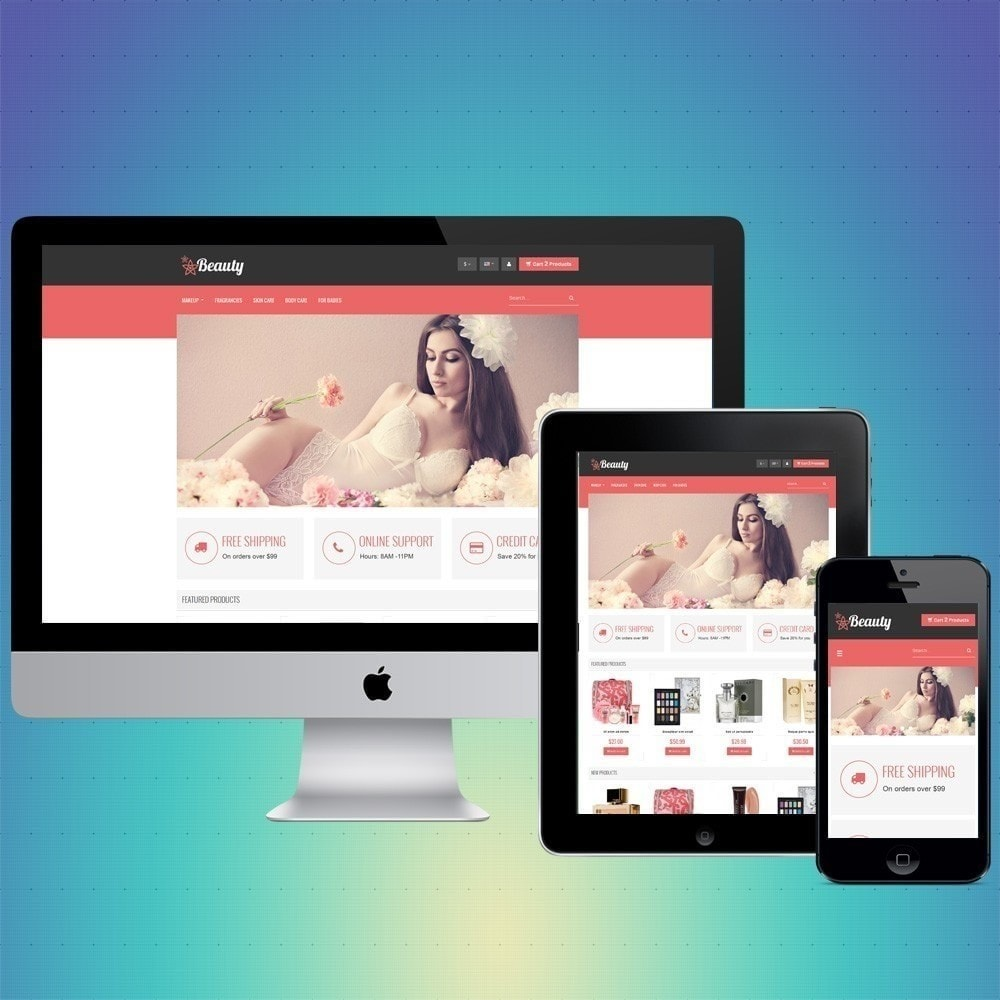 theme - Gezondheid & Schoonheid - VP_Beauty Store - 1