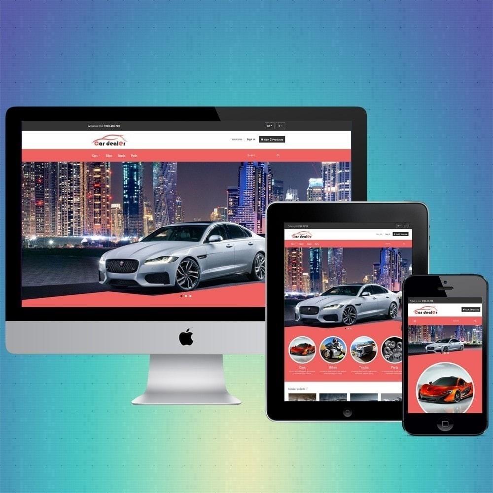 theme - Auto & Moto - VP_CarDealer Store - 1