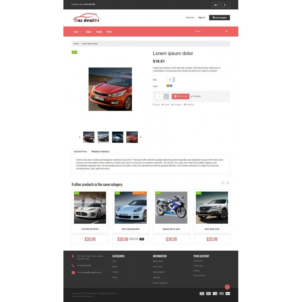theme - Auto & Moto - VP_CarDealer Store - 4