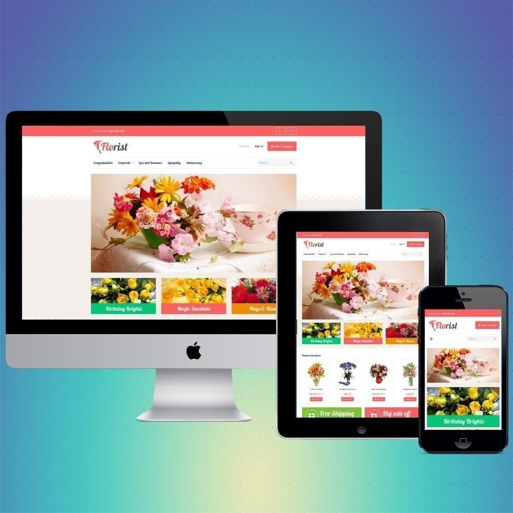 theme - Regalos, Flores y Celebraciones - VP_Florist Store - 1