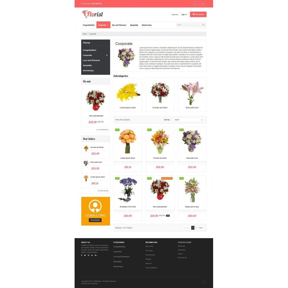 theme - Regali, Fiori & Feste - VP_Florist Store - 3