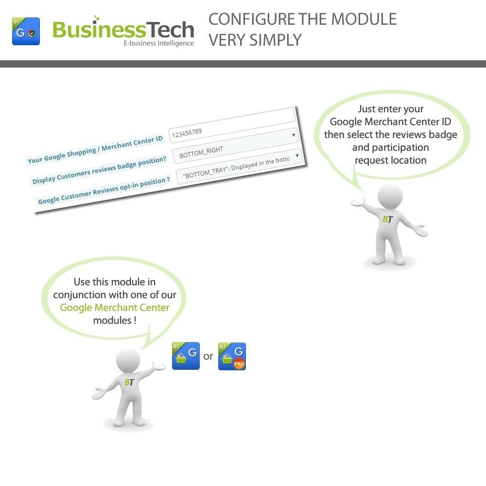 module - Programmi fedeltà & Affiliazione - Google Customer Reviews - 3
