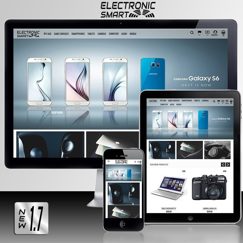 theme - Elektronik & High Tech - Electronic Smart - 1
