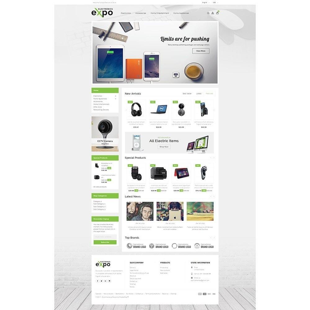 theme - Electronique & High Tech - Expo Electronics Store - 2