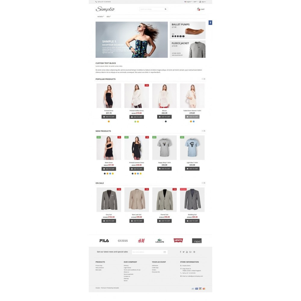 theme - Moda y Calzado - Simplio - 5