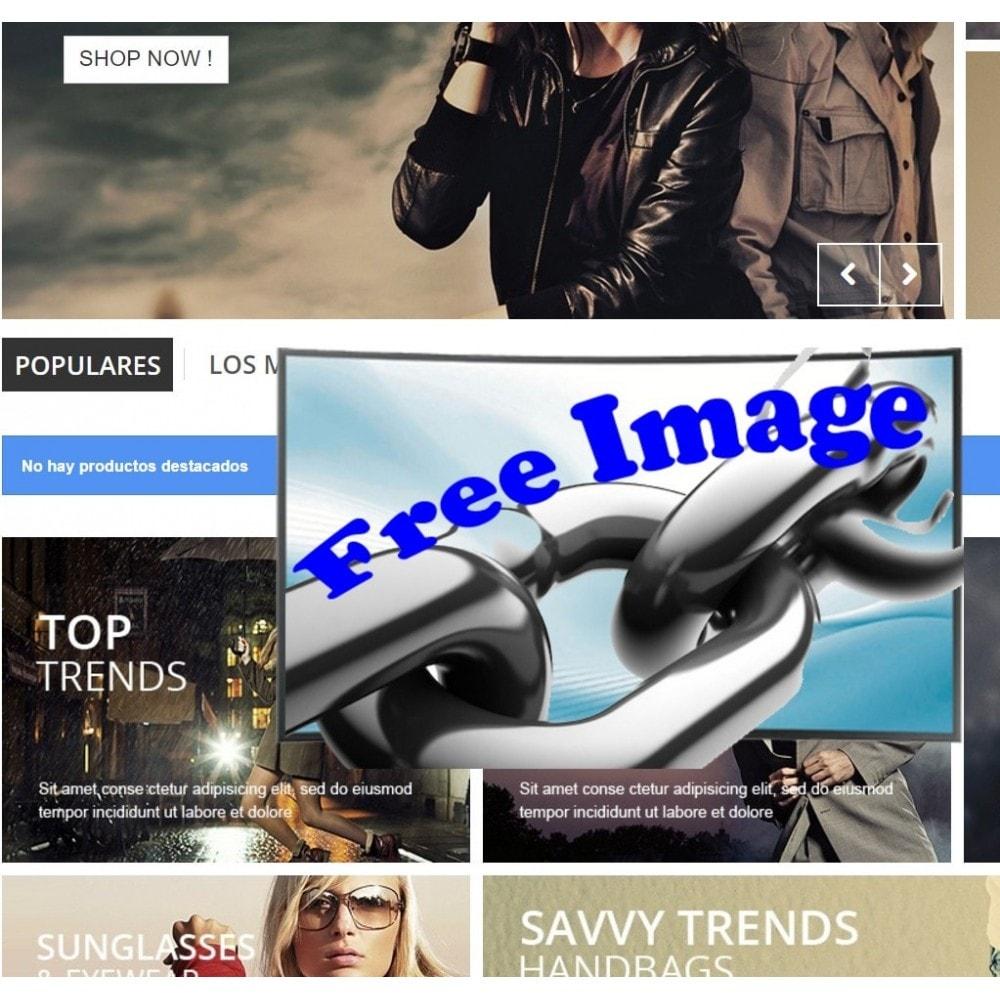 module - Personalizacja strony - Free Image - 3