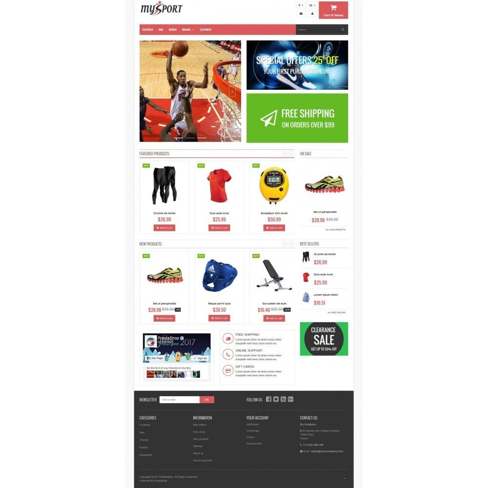 theme - Спорт и Путешествия - VP_MySport Store - 2