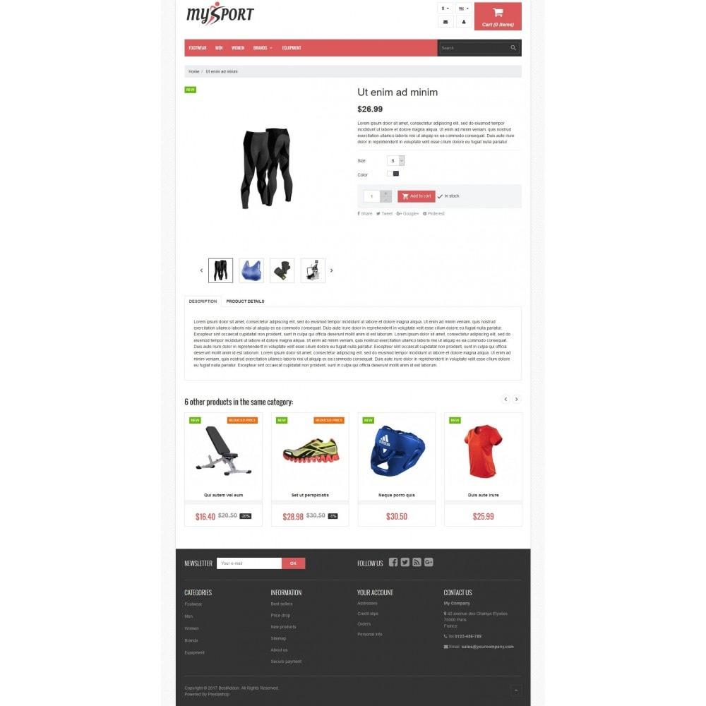 theme - Sport, Attività & Viaggi - VP_MySport Store - 4