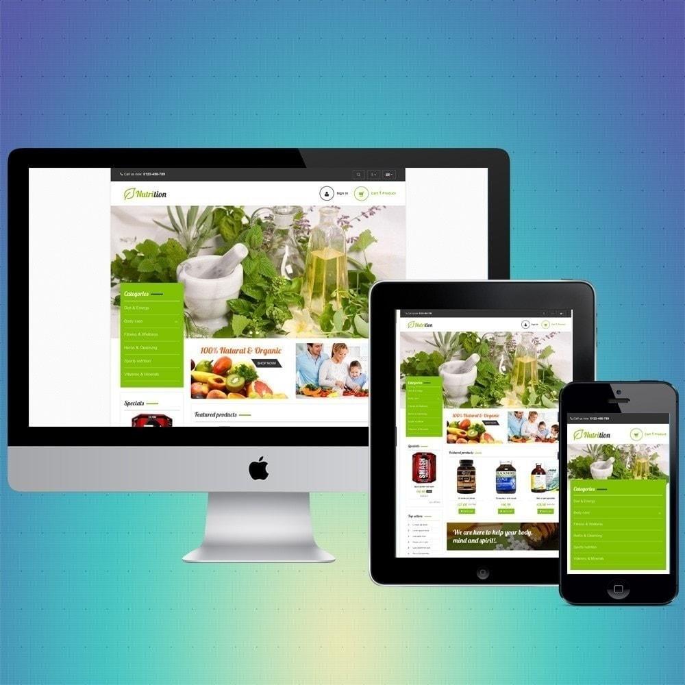 theme - Salute & Bellezza - VP_Nutrition Store - 1