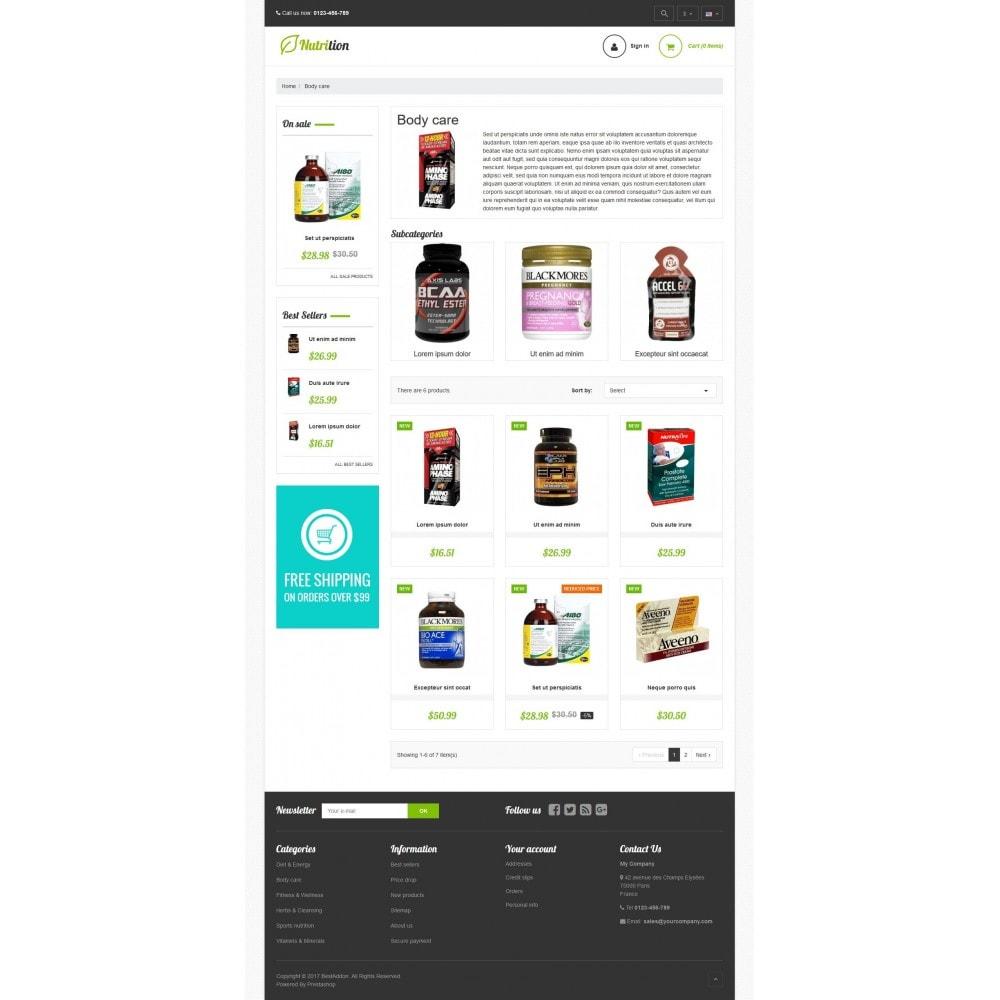 theme - Gesundheit & Schönheit - VP_Nutrition Store - 3