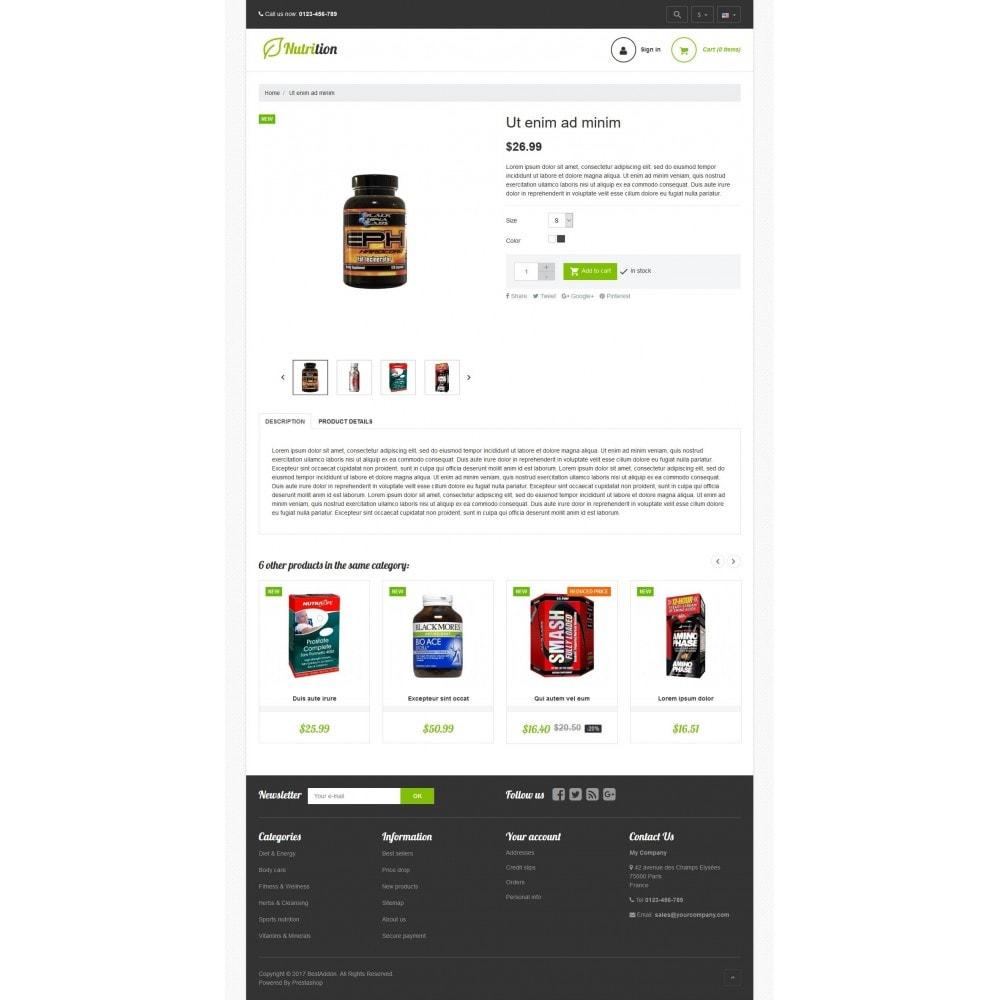 theme - Gesundheit & Schönheit - VP_Nutrition Store - 4