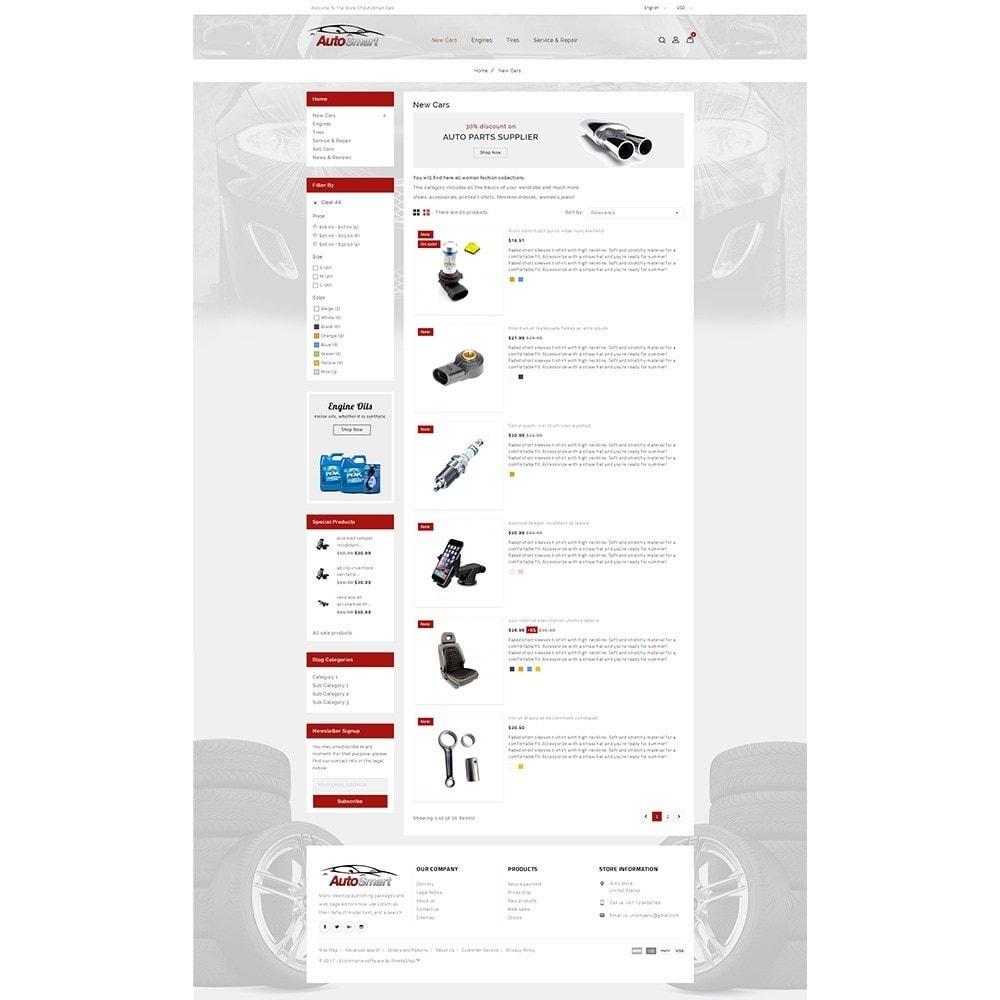 theme - Авто и Мото - Auto smart store - 4
