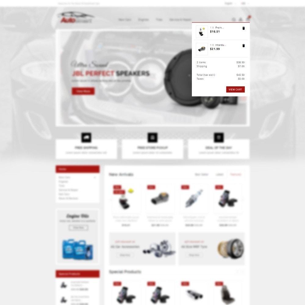 theme - Carros & Motos - Auto smart store - 7