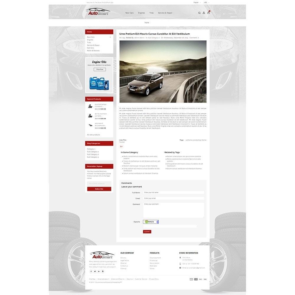 theme - Авто и Мото - Auto smart store - 8