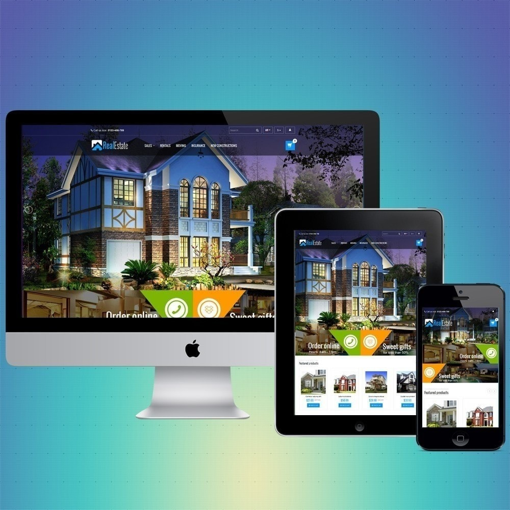 theme - Huis & Buitenleven - VP_RealEstate Store - 1