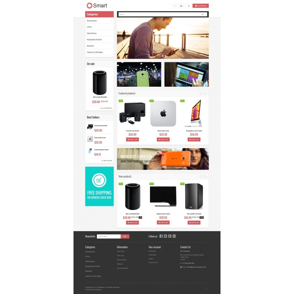 theme - Elettronica & High Tech - VP_Smart Store - 2