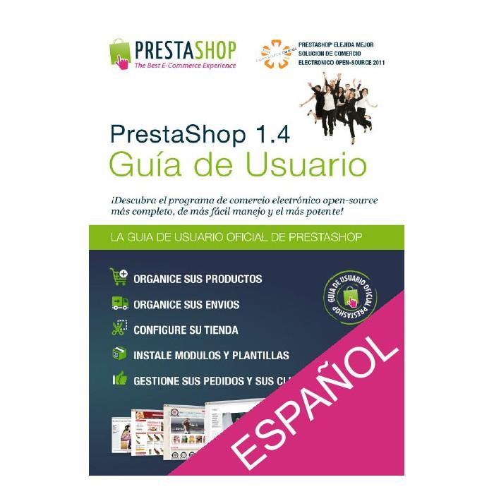 other - Guía del usuario - PrestaShop 1.4  Guía del usuario - 1