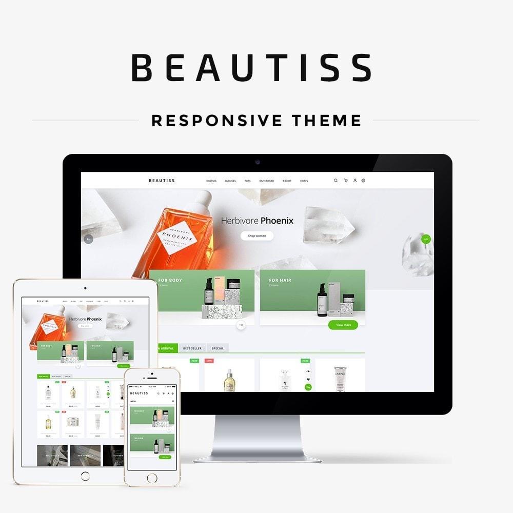 theme - Health & Beauty - Beautiss Cosmetics - 1
