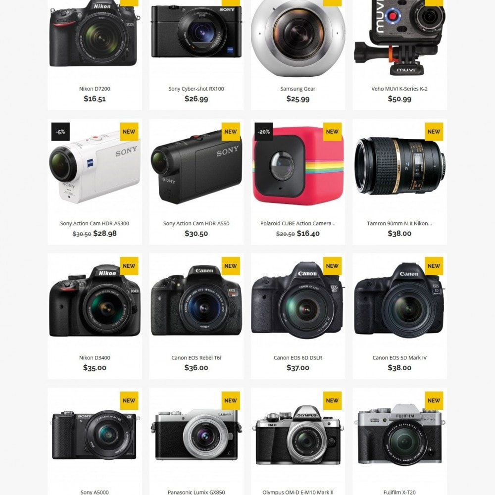 theme - Elettronica & High Tech - LensStore - 3