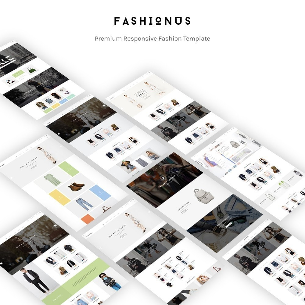 theme - Moda & Calzature - JMS Fashionus - 1