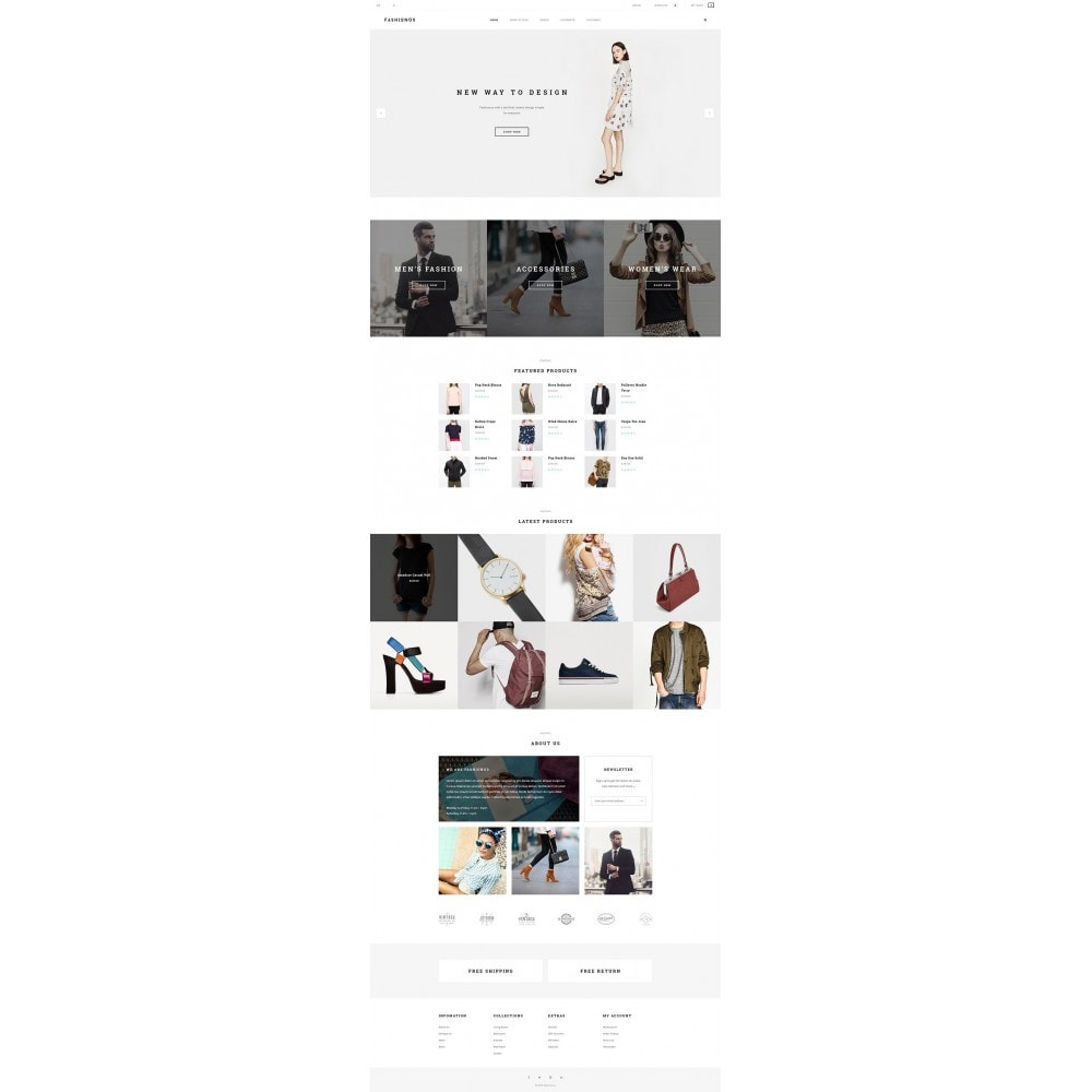 theme - Moda & Calzature - JMS Fashionus - 8