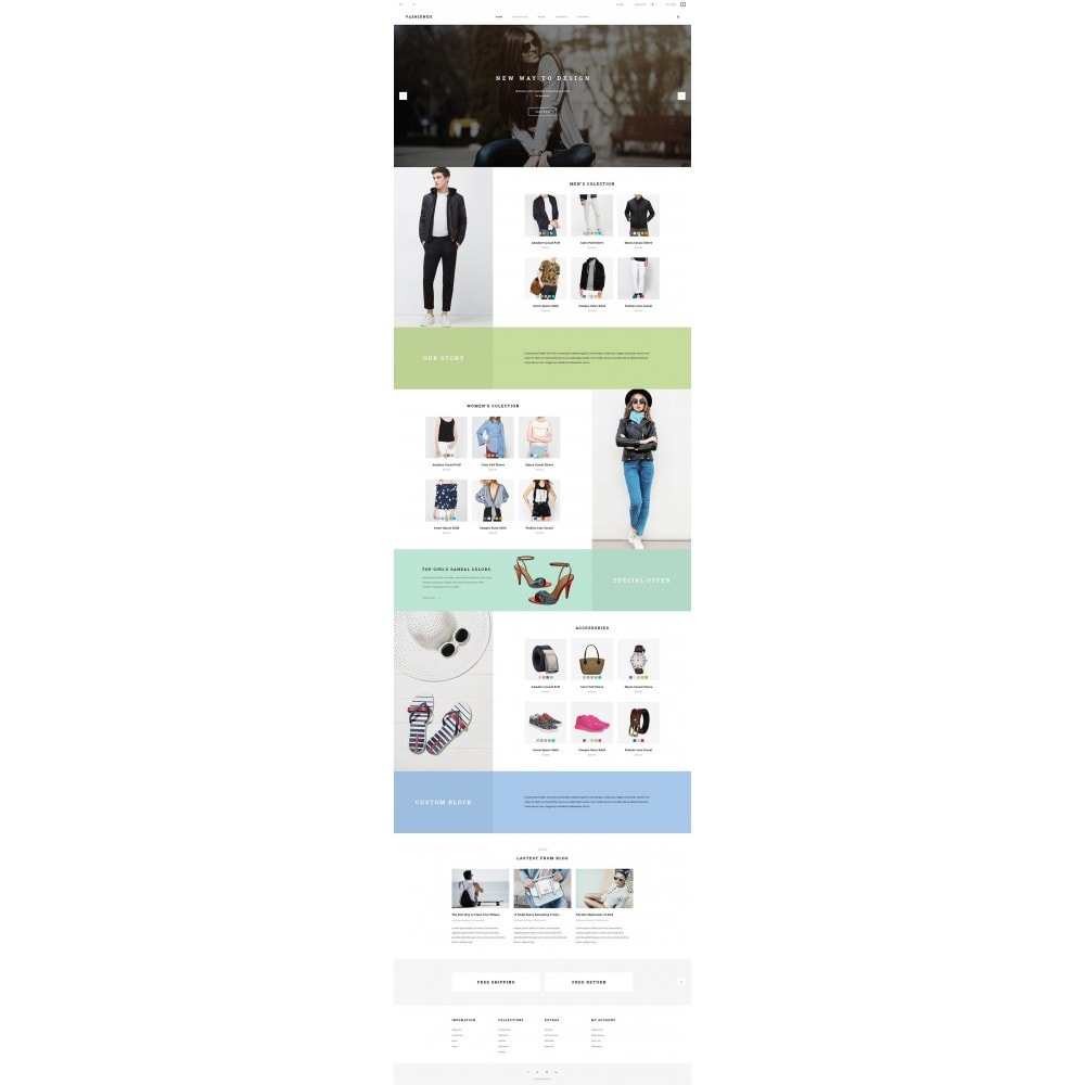 theme - Moda & Calzature - JMS Fashionus - 9