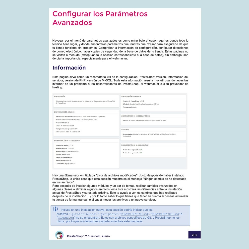 other - Guide utilisateur PrestaShop - Guide Utilisateur - PrestaShop 1.7 (en espagnol) - 4