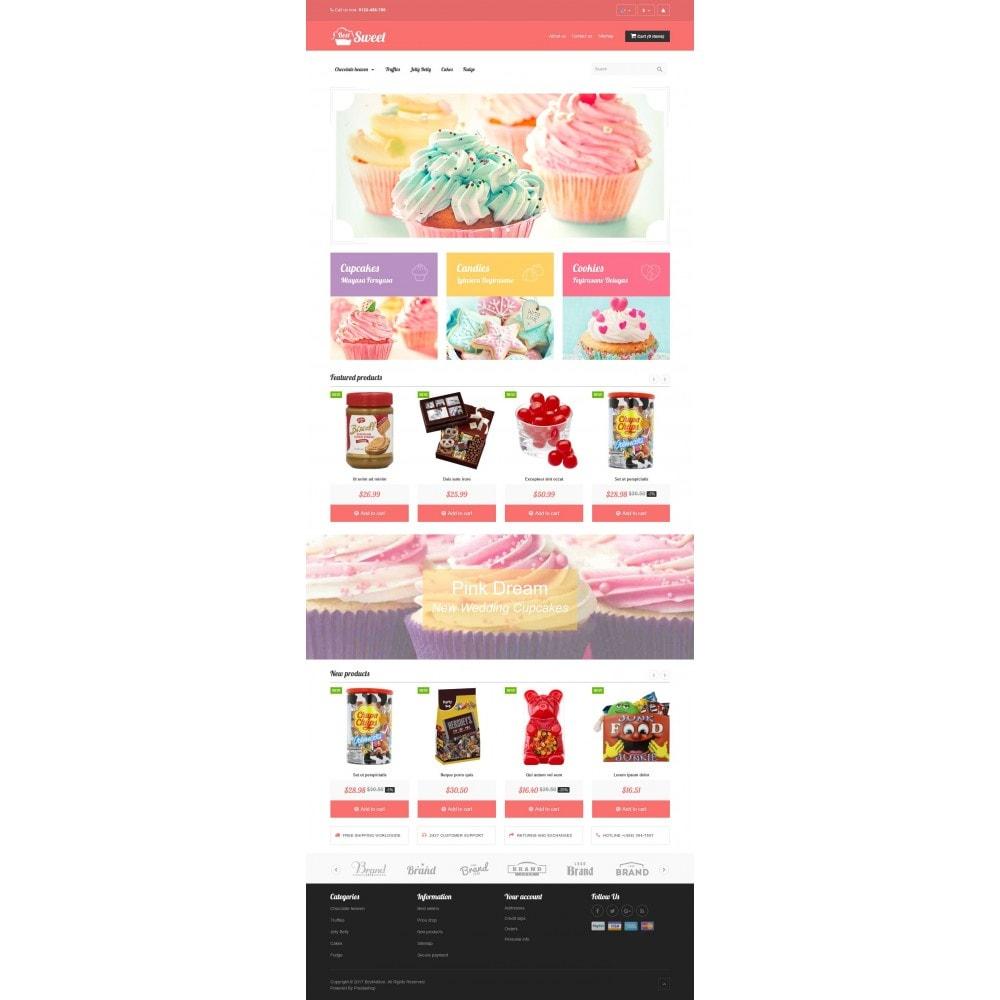 theme - Lebensmittel & Restaurants - VP_Sweet Store - 2