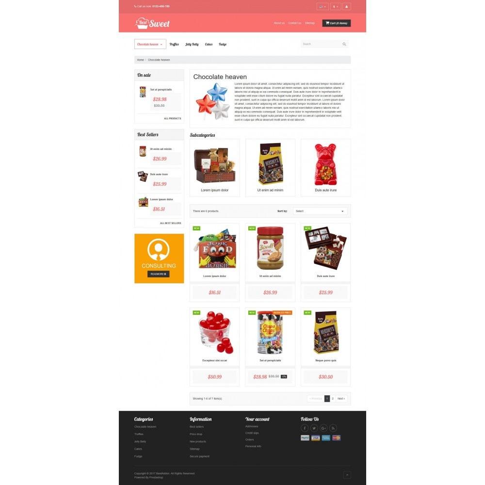 theme - Food & Restaurant - VP_Sweet Store - 3
