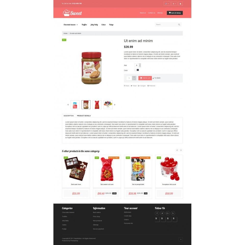 theme - Food & Restaurant - VP_Sweet Store - 4